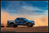 Raptor Expeditions - Day in The Dirt - Barstow to Vegas July 28th 2012